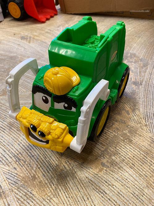 Tonka truck Green yellow
