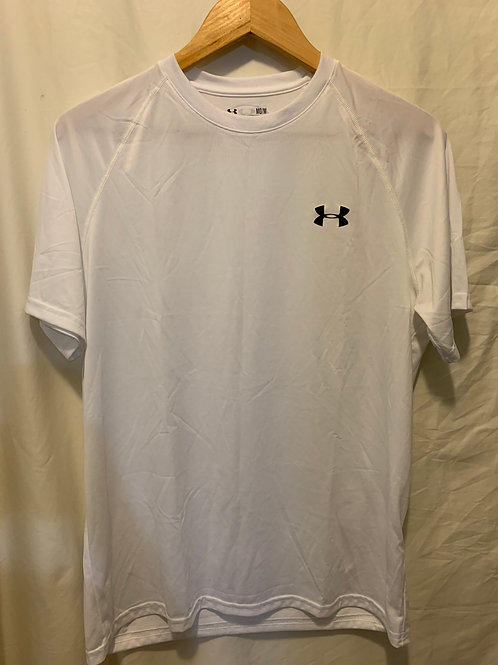 UnderArmour wicking athletic shirt, sz M