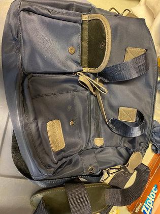 Jingpinpiju blue bag