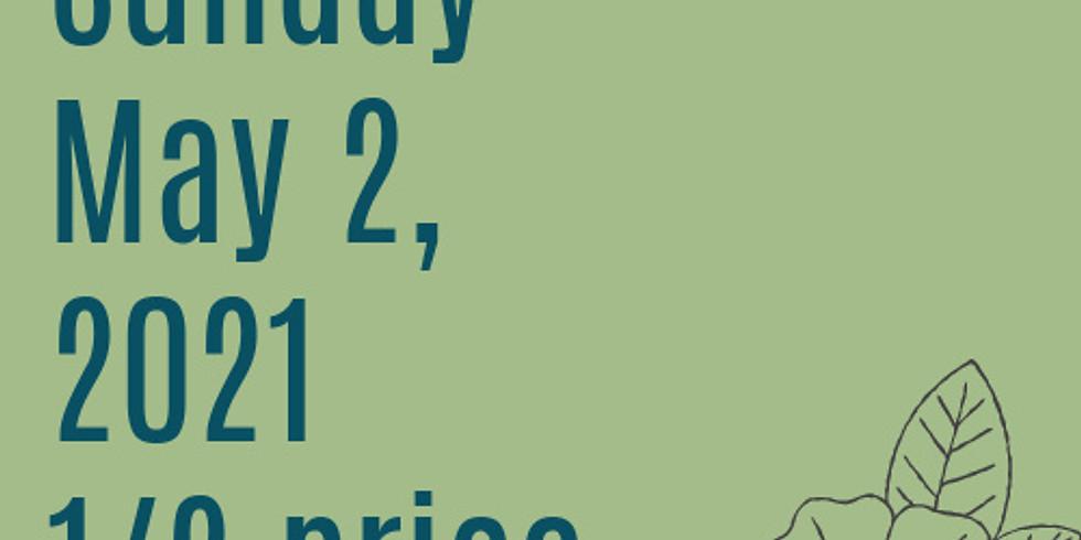 Spring 2021 1/2 Price - Sunday
