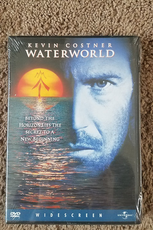 NEW DVD waterworld