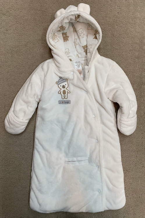 Carters hooded baby outerwear