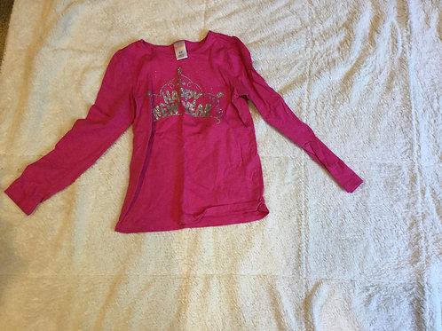 Gymboree Pink LS Shirt Happy New Year