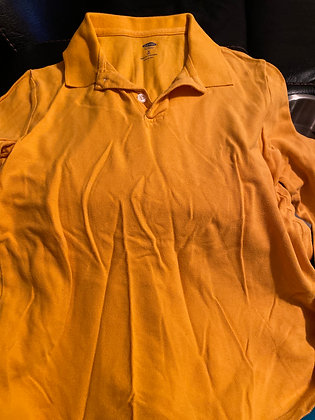 Old navy ls polo shirt