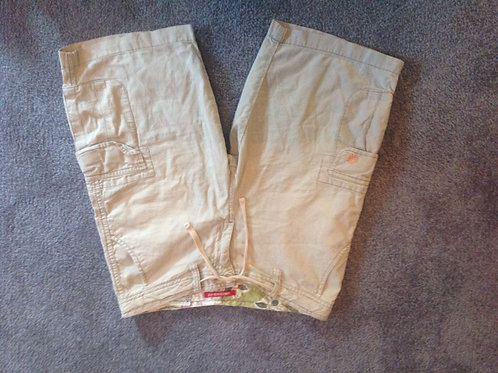 Union Bay khaki shorts