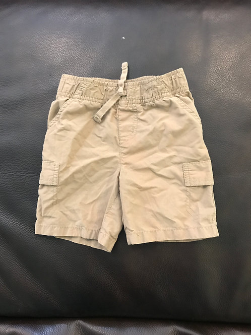 Jumping Beans tan Pull on shorts