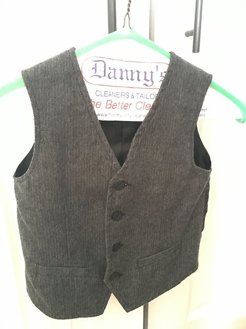 TCP vest Dark gray