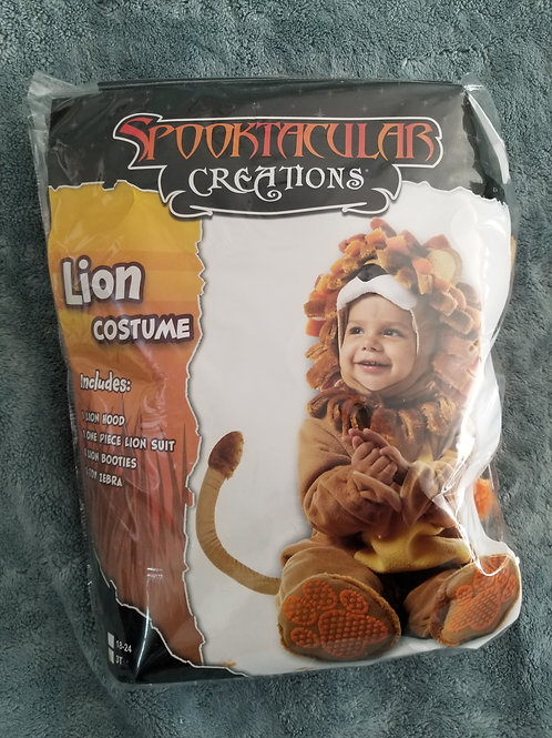 Spooktacular Creations Lion 6-12mo