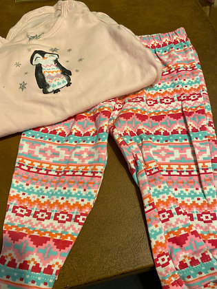 Carters 2pc pink