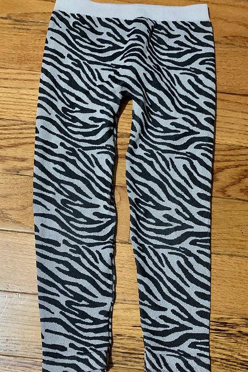 FG gray blk Stretch pants