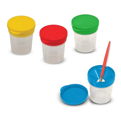Melissa & Doug Spill-Proof Paint Cups