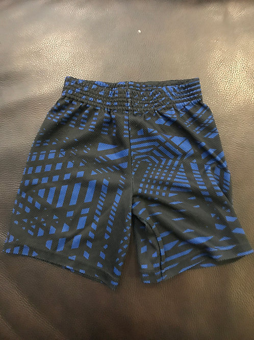 Garanimals mesh shorys Blue black pattern