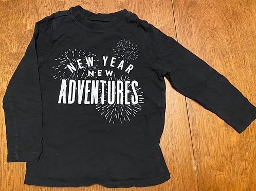 Old Navy New Years Eve cotton