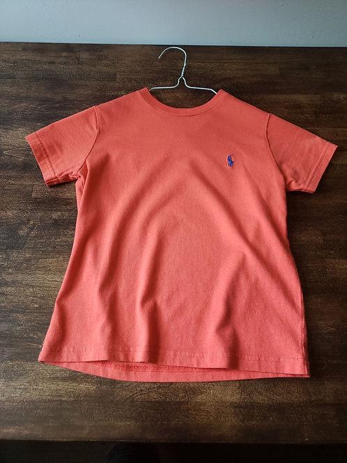 Polo Ralph Lauren Red Crew neck Shirt