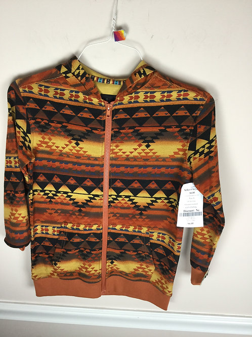 OI Art Class B hooded sweatshirt