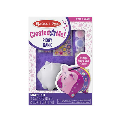 Melissa and Doug Created by Me! Piggy Bank