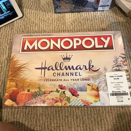 Monopoly Hallmark Edition