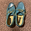 Thumbnail: Sperry Top Siders teal sz 4.5