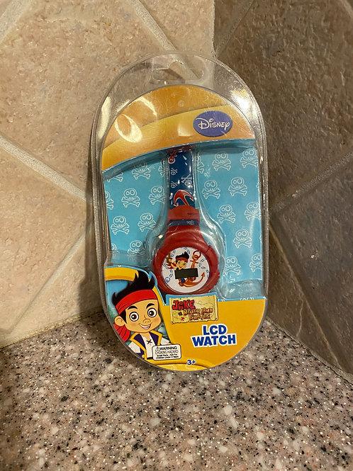 Disney Jake Neverland unopened watch 3+