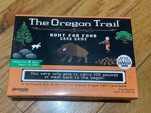 The Oregon trail new