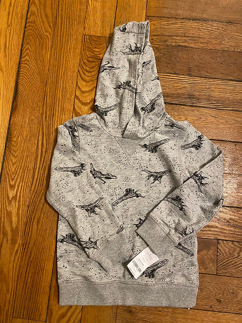 Carters NWT Jets pullover hood