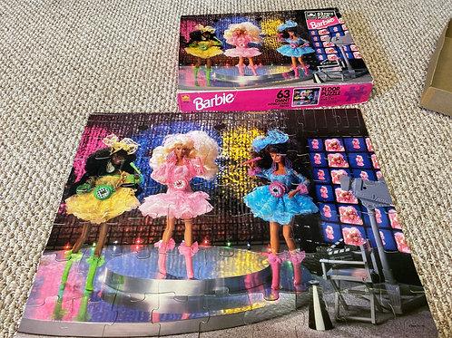 Barbie puzzle 63 pc