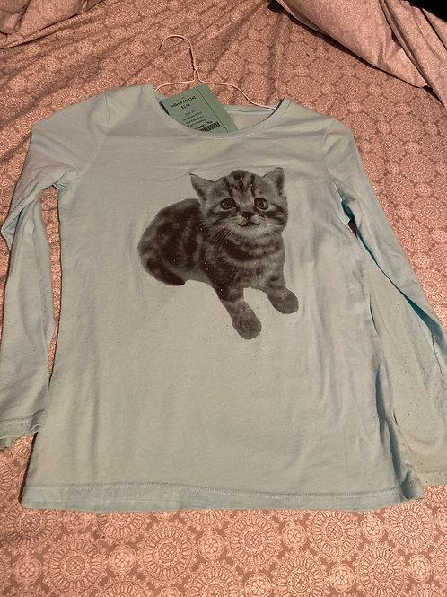 cat and jack ls shirt