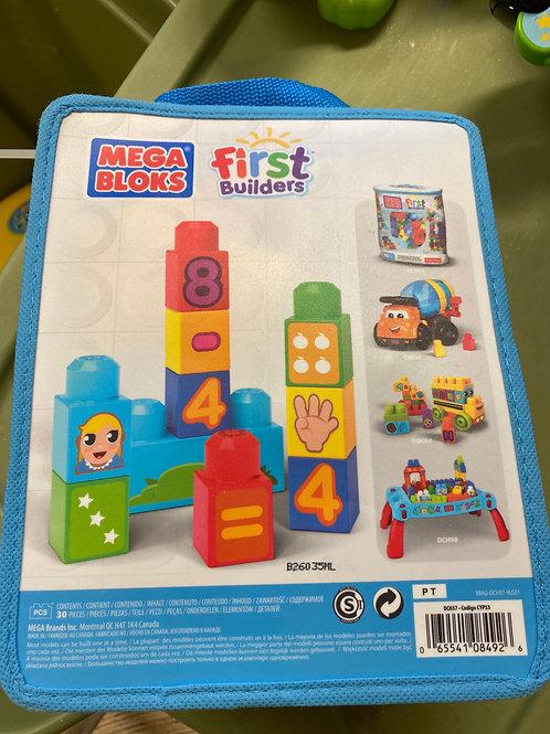 Mega blocks First builderz