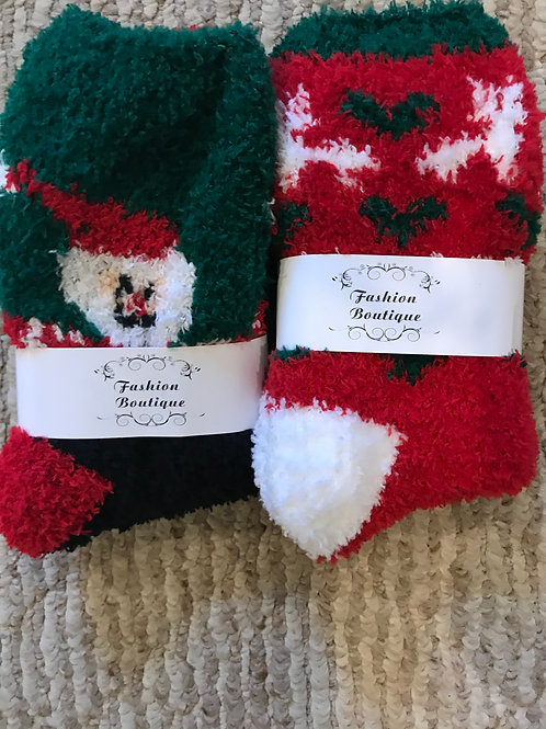 Christmas Socks Fun Socks