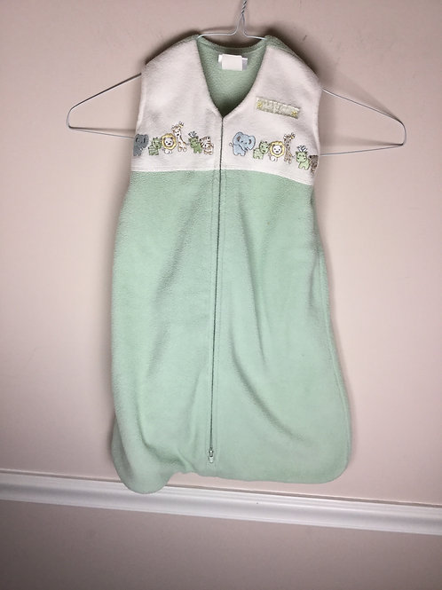 Halo small 0-6 Green bag sleeper