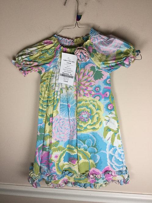 GW Le Za Me B flower dress boutique