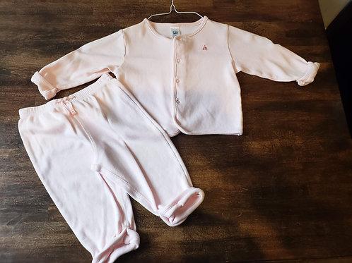 Baby GAP Pink Top & Pant