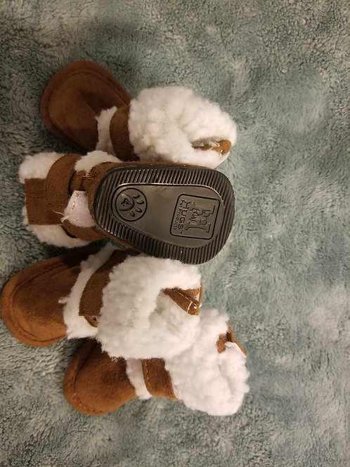 New Hugs Pet Boots Approx. Small Size