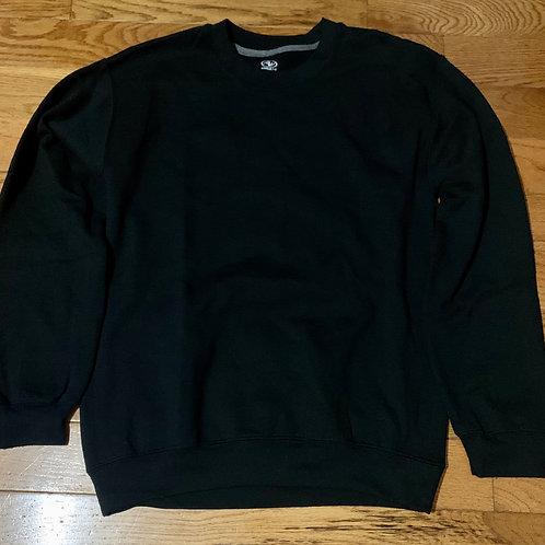 Athletic works Black sweatshirt