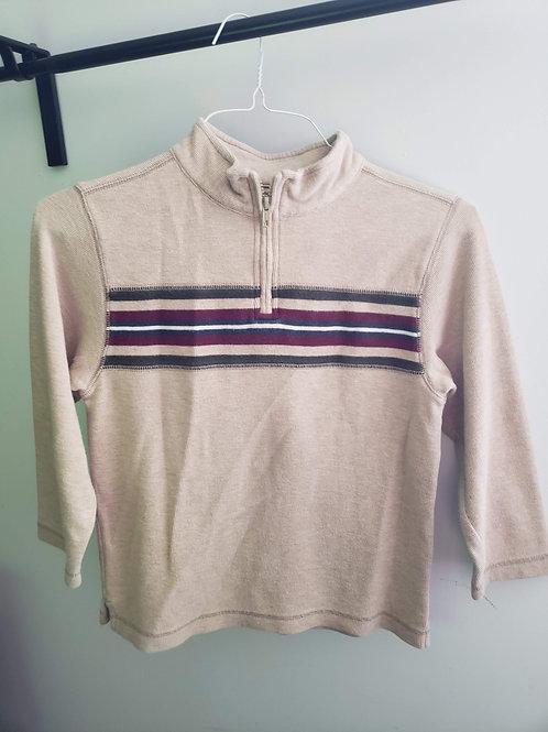 Gymboree Zip Sweater Shirt