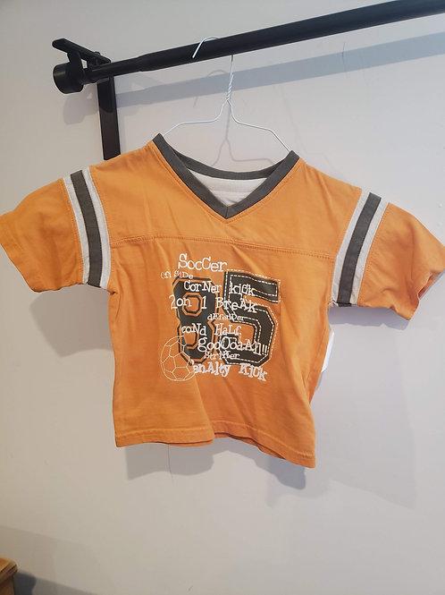 Okie Dokie Orange SS shirt
