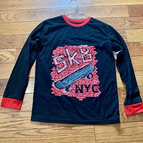 Highland sk8 pj shirt