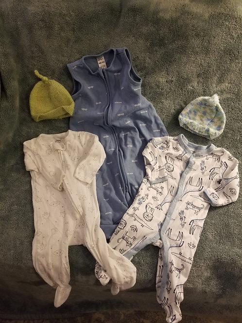 Gerber & Modern Sleep sack & onesies