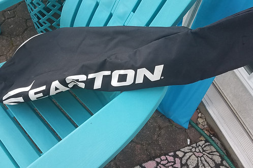 easton baseball bag black