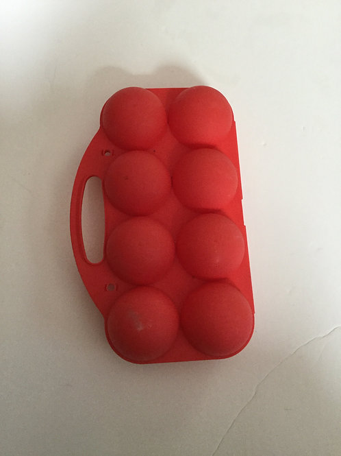 Red snowball Case