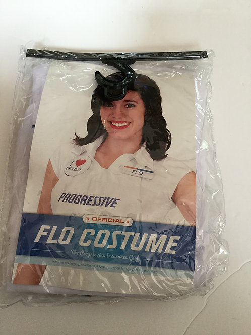 New Flo Progressive Costume