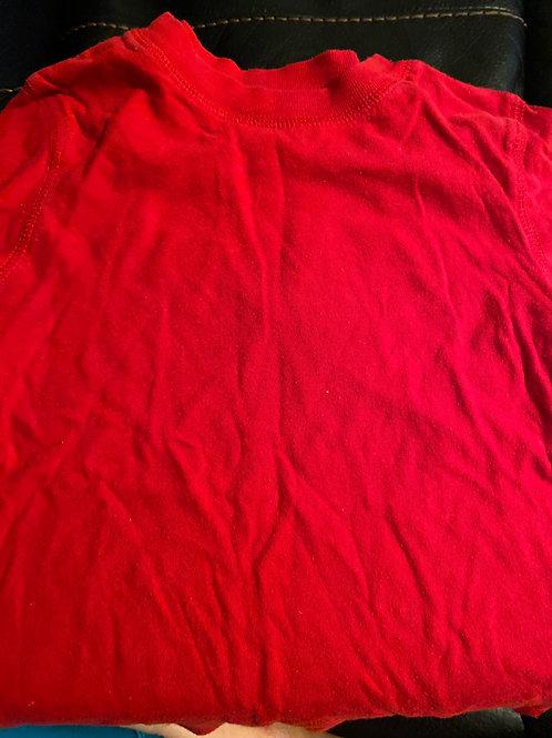 circo ls shirt Red