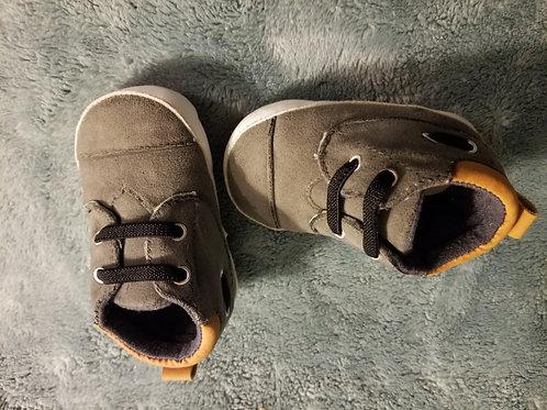 U.S. Polo Assn. Grey No Tie sneaker