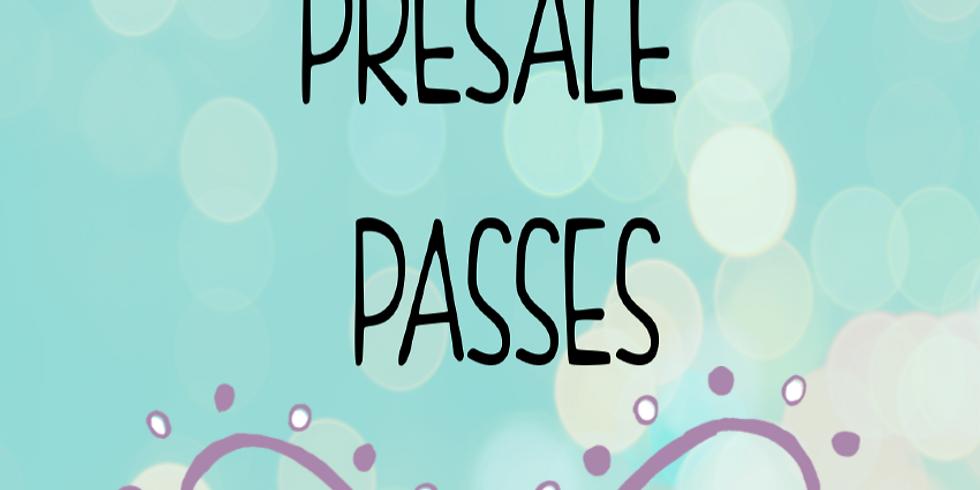 Spring 2020 Presale Passes- NORTH