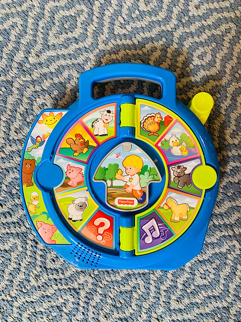 Fisher Price See & Say Animals