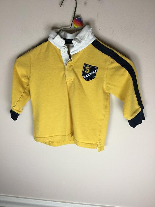 Crazy 8 Yellow shirt