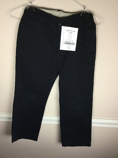 NI Gap black B  pants
