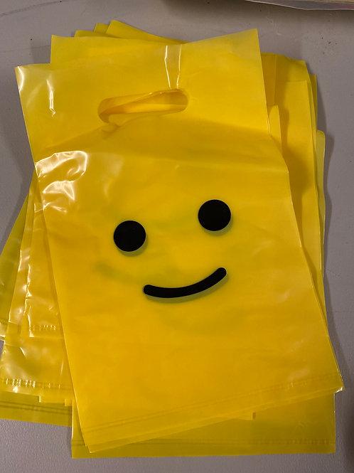 14 pc yellow goody Bags