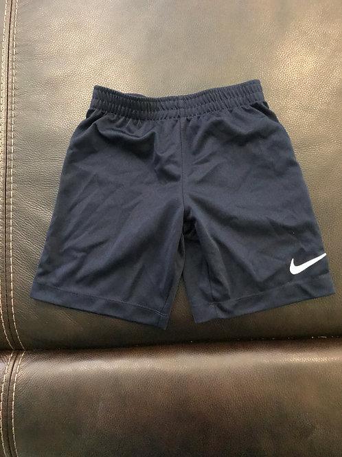 Nike navy pull on Running Shorts