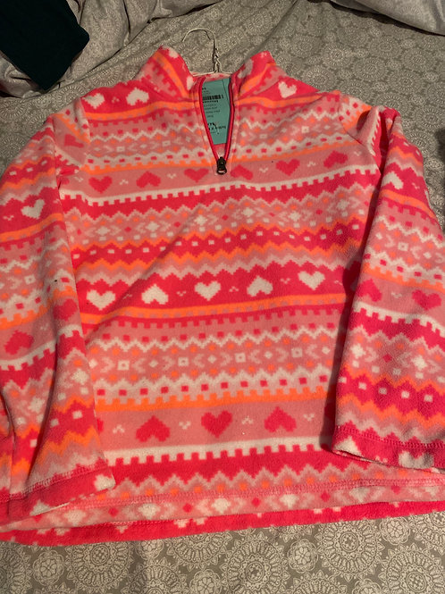 place fleece pull over
